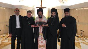 Papież przekazał relikwie św. Piotra patriarsze Konstantynopola