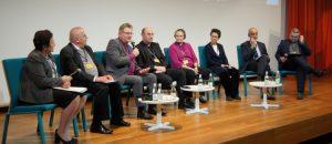 """Konferencja """"Tworzymy pokój. Wiara w demokracji – czas wyzwań"""""""