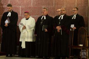 Kościół jest pobitym Samarytaninem – mówił abp Grzegorz Ryś w Łodzi