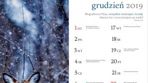Krakowski Kalendarz Ekumeniczny – grudzień 2019