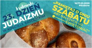 Krakowski 23. Dzień Judaizmu – 16-17.01.2020
